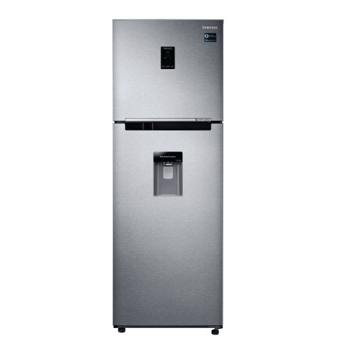Heladera freezer superior No Frost inoxidable 318 litros