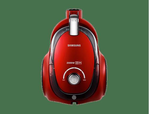 Aspiradora sin bolsa 2000 W Roja