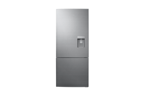Heladera freezer inferior con Multi Flow de 400L