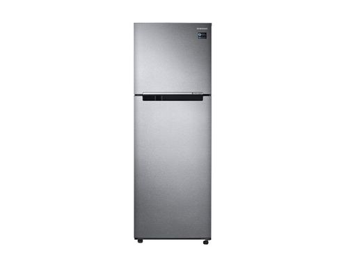 Heladera freezer superior Twin Cooling Plus 320 litros Silver