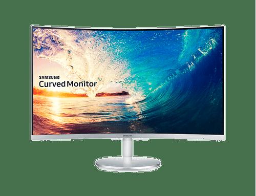 Monitor LED de 27'' Curvo con Active Crystal Color