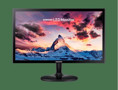 """Monitor LED 24"""" FullHD con diseño Super Slim"""