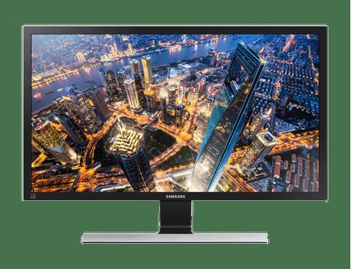 Monitor LED 28'' UHD con Respuesta Rápida