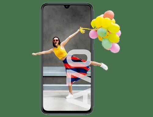 Celular Galaxy A70