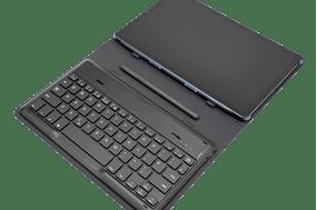 Targus Slim Keyboard Cover para Galaxy Tab S6 Lite