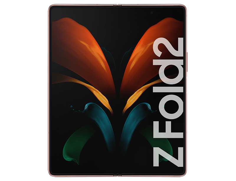 GalaxyZFold2_OpenFront_MysticBronze