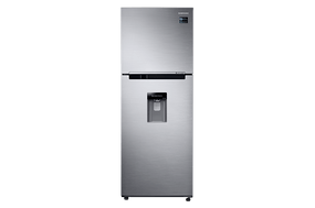 Heladera Freezer Superior 299L Silver