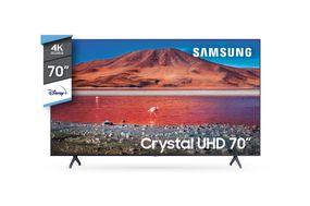 """70"""" Crystal UHD 4K TV TU7000"""