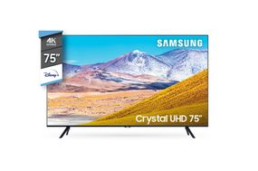 "75"" Smart TV 4K Crystal UHD TU8000"