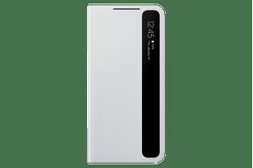 Funda Smart Clear View para el Galaxy S21+ 5G