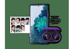Galaxy S20 FE + BTS combo