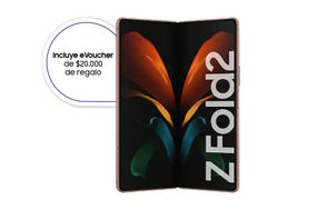 Celular Galaxy Z Fold2