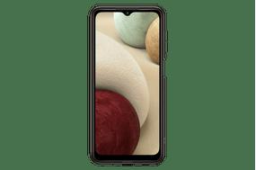 Soft Clear Cover para Galaxy A12