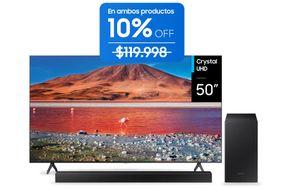 """50"""" TU7000 Crystal UHD 4K TV +"""